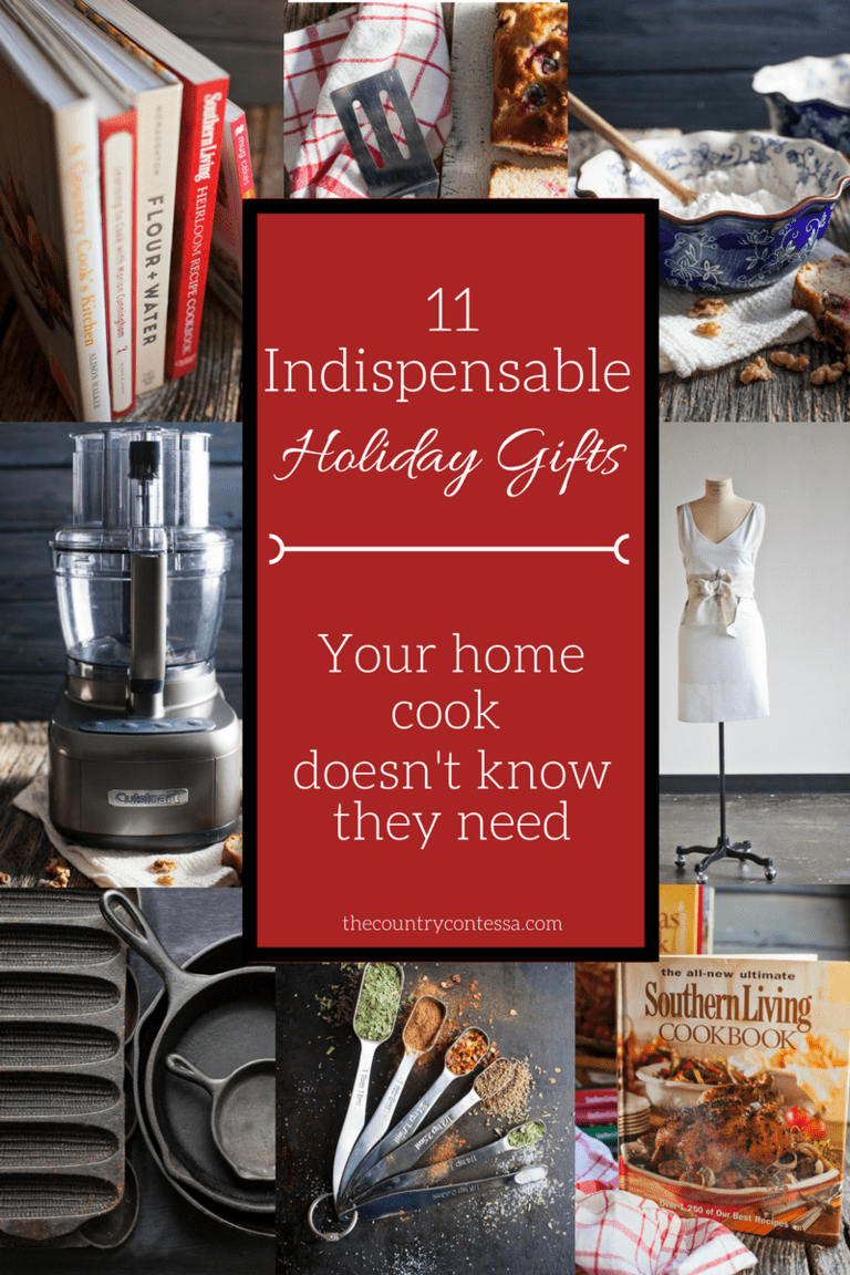 11 Indispensable holiday gift ideas home cooks don't know they need