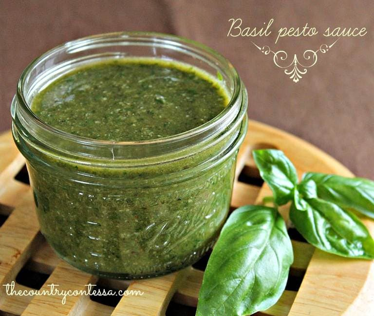 about PESTO on Pinterest | Pesto sauce, Pesto recipe and Pesto chicken ...