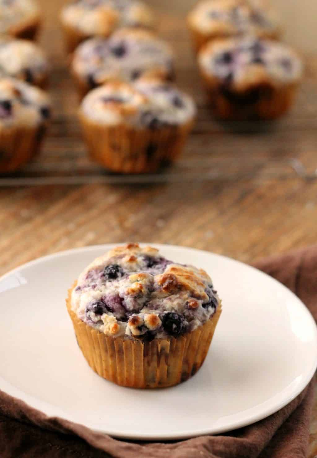 homemade blueberry muffins blueberry muffins the country contessa 30342
