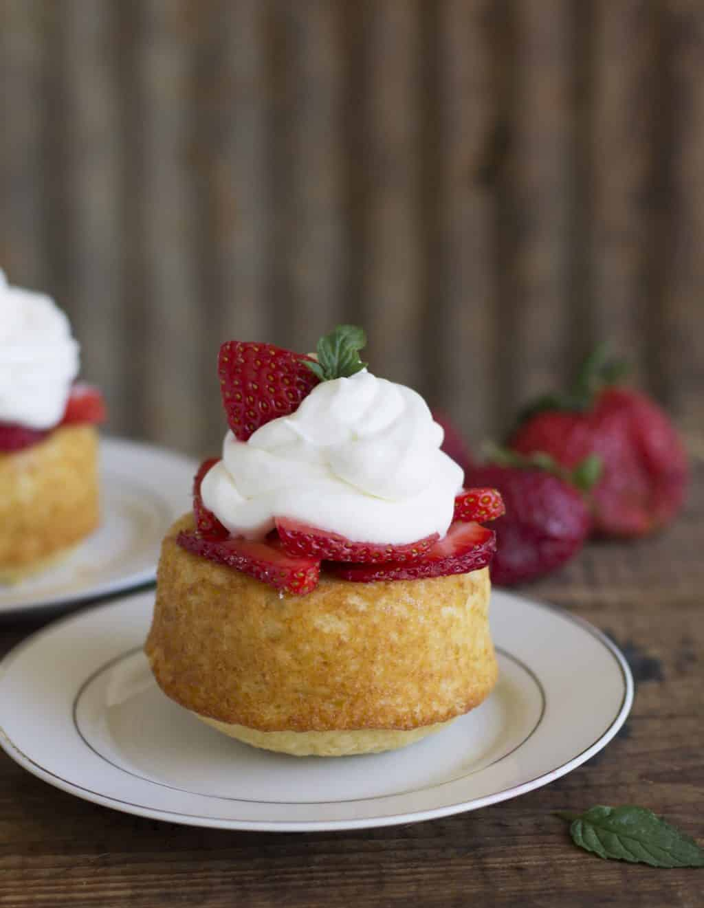 Homemade Strawberry Shortcake Feast And Farm