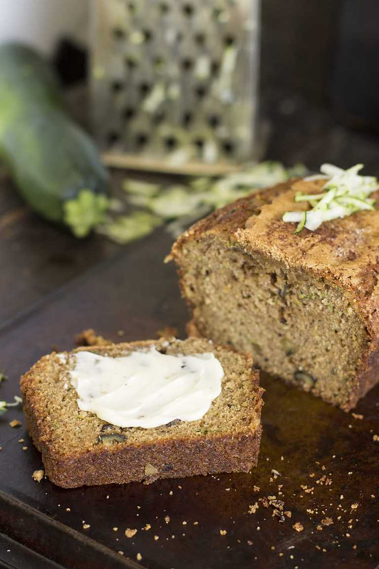 Moist zucchini bread is easier than you think. Simple ingredients turn this garden vegetable into something special.