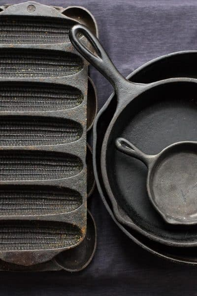 Learn how to care for cast iron even if you've never done it before. It's not nearly as hard as you might think!