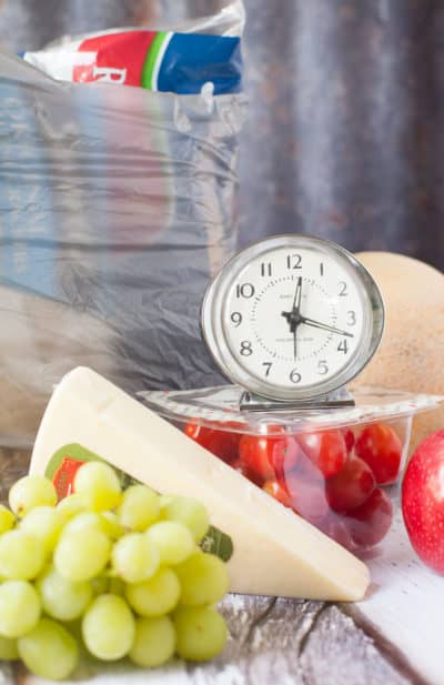 How to grocery shop in 45 minutes or less