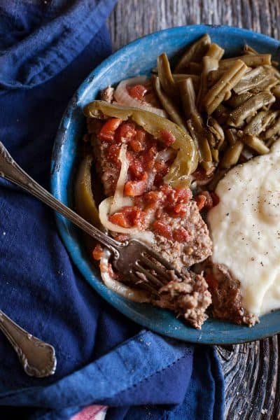 Homestyle Swiss Steak