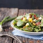 Southern to its roots, wilted lettuce salad isn't floppy lettuce with dressing. It's a sweet and sour flavor explosion. No floppy lettuce needed.
